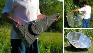 Cocina solar una nueva o no tanto forma ecol gica de for Planos para cocina solar parabolica