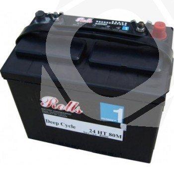 Batería Rolls 24HT 80 de 12 voltios y 106Ah C100