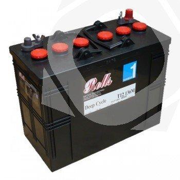 Bateria ciclo profundo ROLLS T12-136 12V 181Ah C100