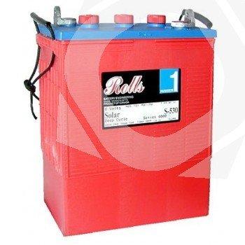 Bateria ciclo profundo ROLLS S-550 6V 554Ah C100