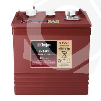 Batería ciclo profundo Trojan T-145 6V 286Ah C100