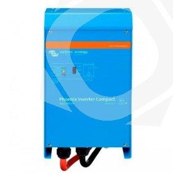 Inversor/Cargador VICTRON Multiplus C 24-1200-25 24V 1200W Cargador 25A