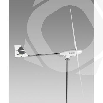 Minieolica Aerogenerador WIND 13+ de 1500W para bombeo solar