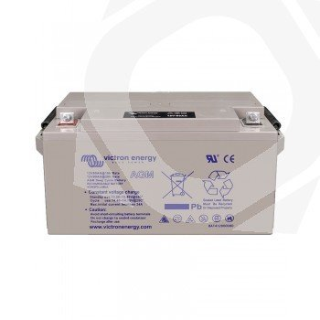 Batería AGM Victron 12V 60 Ah.
