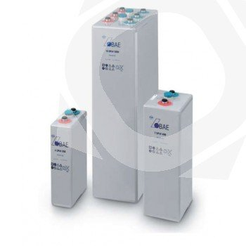 Bateria Estacionaria BAE Solar GEL 12 PVV 1800 12V 1900Ah en C100