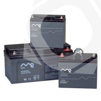 Bateria sellada AGM 12v meba12-90 de 12v y 90ah en C10