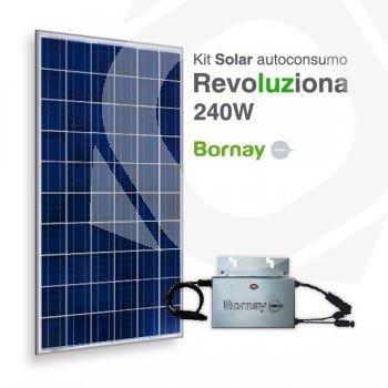Kit Solar Revoluziona de 240W