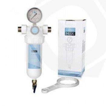 Filtro autolavable Filtermax Basic malla acero inoxidable 40micras