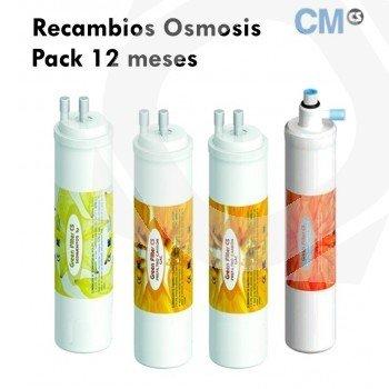 Filtros osmosis cm classic de recambio