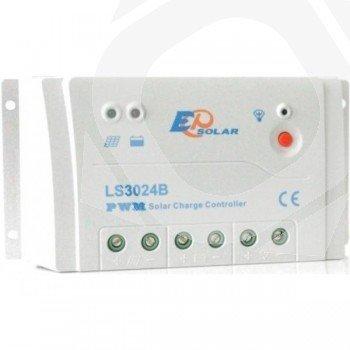 Regulador de carga solar EPSolar LS1024B