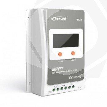 Regulador solar mppt tracer2210A de 20 amperios