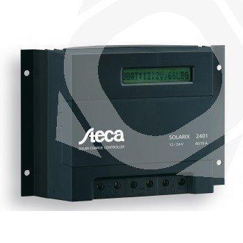 Regulador Solar Steca Solarix 2401 12/24V 40A