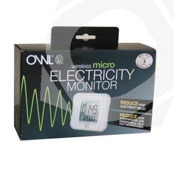 Monitor de consumo electrico OWL Micro+