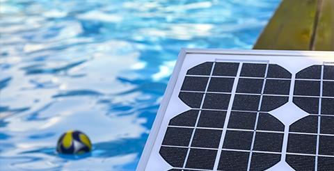 kit solar con bomba para depuradora de piscinas