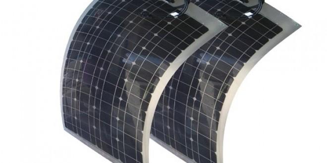 Paneles solares que se doblan, la nueva revolución
