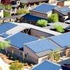 Evolución de la solar fotovoltaica en Europa