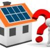 Configuración de los equipos de una instalación solar