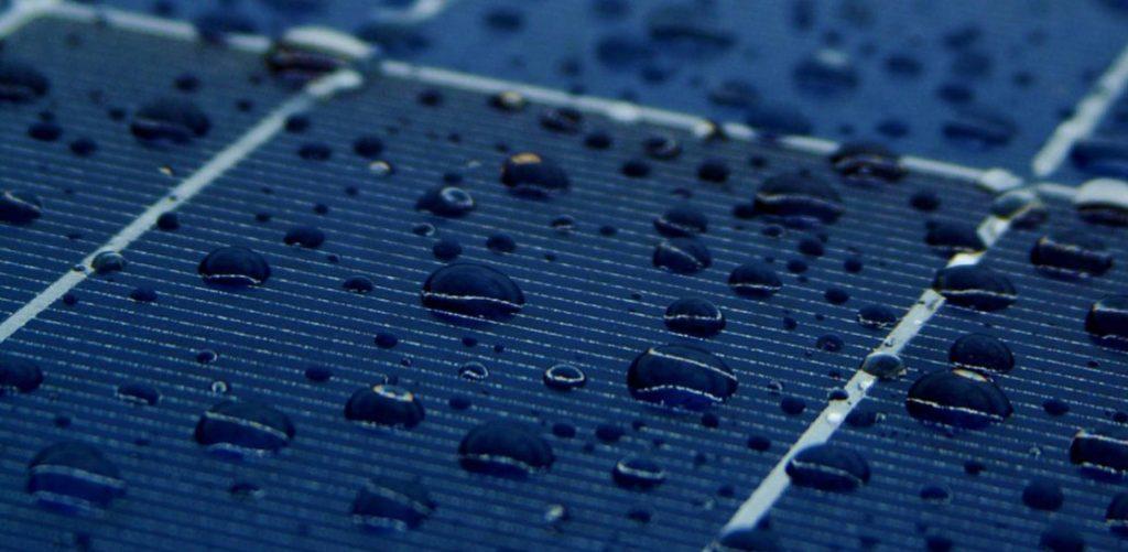 Investigan En Paneles Solares Que Aprovechen Calor Y Lluvia