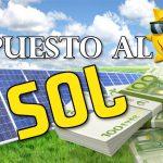 impuesto al sol fotovoltaico
