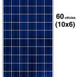 Placas solares de 60 celulas