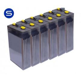 Bateria estacionaria SCL 5 POPzS 625 de 12V y 906Ah en C100