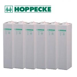 Bateria Estacionaria HOPPECKE GEL 6 OPzV 520 12V 574Ah en C100