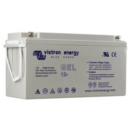 Batería sellada GEL Victron 12V 165 Ah. de color blanco