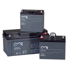Bateria AGM sellada de 12v y 120ah en C10