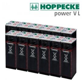baterías estacionarias Hoppecke power VL 24-390