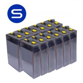 Bateria estacionaria SCL POPzS a 24 voltios