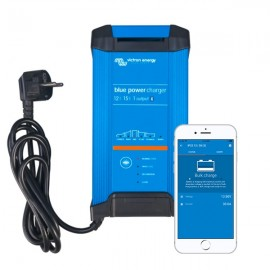 Cargador baterías Victron Blue Smart IP22 con bluetooth