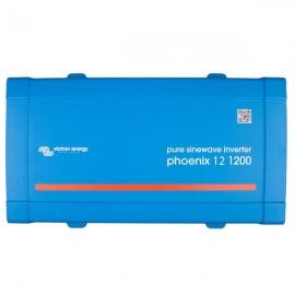 Inversor de baterías Victron Phoenix de 12V y 1200VA