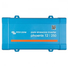 Inversor victron phoenix ve.direct 12 voltios 250VA