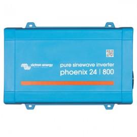 Inversor de baterías Victron Phoenix de 48V y 800VA