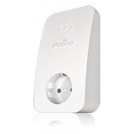 Medidor de consumo energético IPDOMO para enchufe
