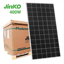 Palé de placas solares 400W Jinko Cheetah 72cel mono PERC
