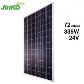 panel solar jinko 335Wp y 24v