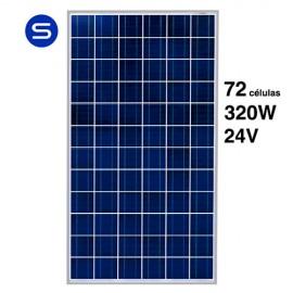 Panel Solar 24V y 320W policristalino SCL