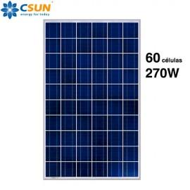 Panel solar CSun de 60 células policristalinas