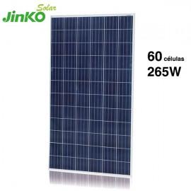 placa solar 265w jinko eagle de 60 células solares