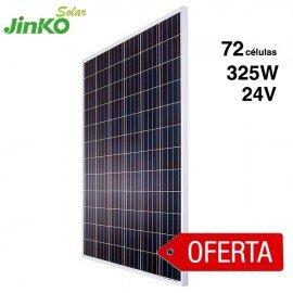 Placa solar jinko 325w 24v