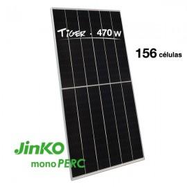 Placa solar 470W Jinko Tiger HC + TR mono PERC
