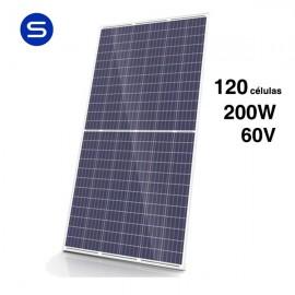 placa solar bombeo