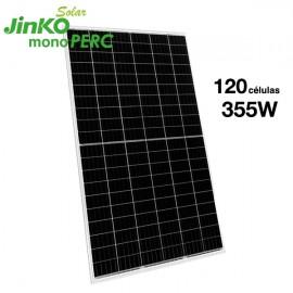 panel solar jinko 355W HC mono 120 cel