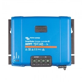 Regulador Victron Smart Solar MPPT 150/45 con terminales MC4