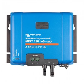 Regulador Victron Smart Solar MPPT 150/60 con terminales MC4 o TR