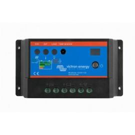 Regulador Blue Solar Light para sistemas con tecnología PWM y con intensidad de carga máxima 10A