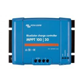 Regulador MPPT 100/30 de Blue Solar para sistemas a 12/24V