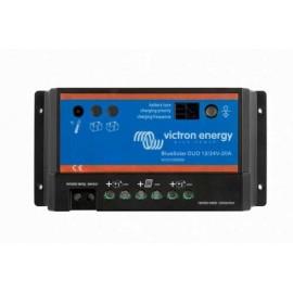 Regulador de carga Blue Solar DUO para dos baterias