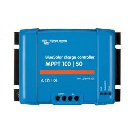 Regulador MPPT 100/50 de Blue Solar para sistemas a 12/24V